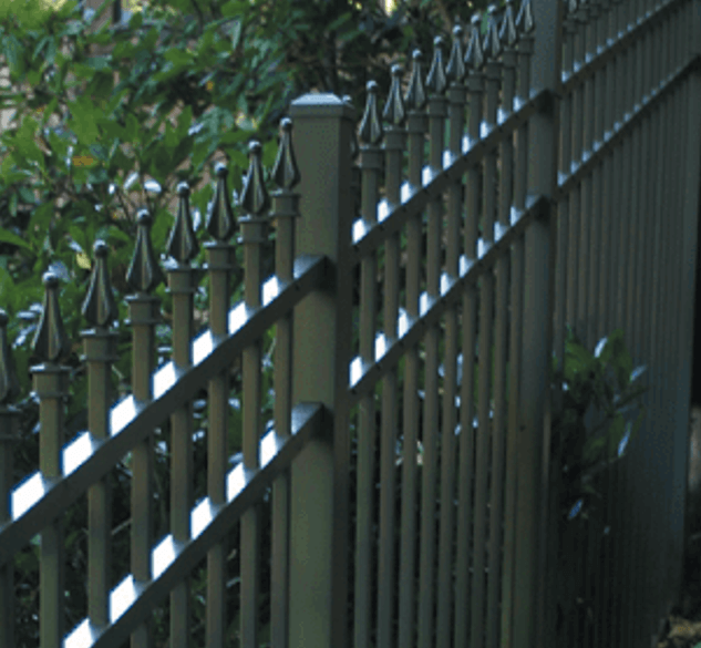 Key-Link Fencing & Railing - 2000 Series Aluminum Fencing