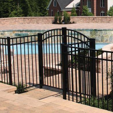 Key-Link Fencing & Railing Products - Key-Link Fencing & Railing Aluminum Fencing Products