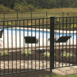 Key-Link Fencing & Railing Products