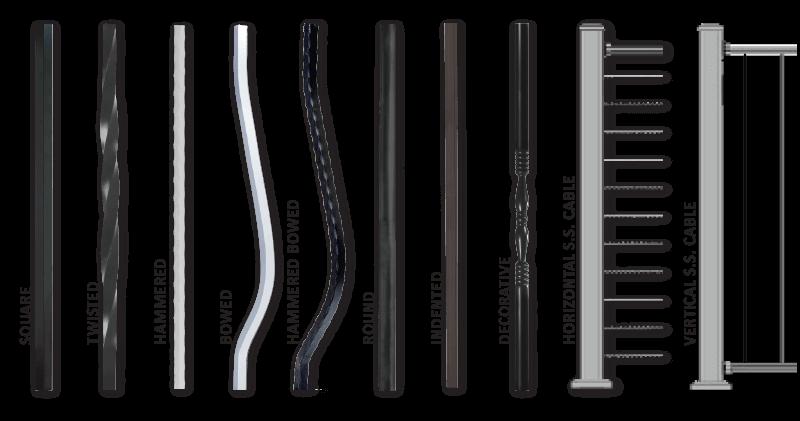 Key-Link Fencing & Railing - American Aluminum Railing Series
