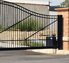 Key-Link Fencing & Railing - Eagle Gate Operators