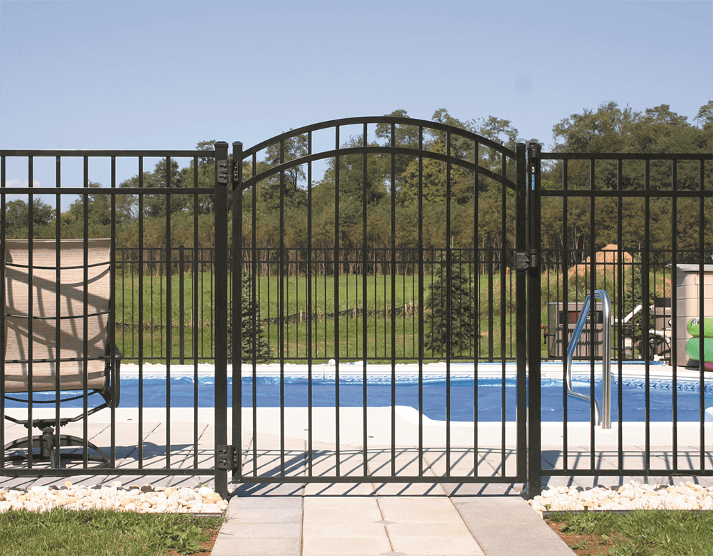 Key-Link Fencing & Railing - D&D Gate Hardware