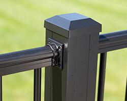 Key-Link Fencing & Railing - Arabian Aluminum Railing Series