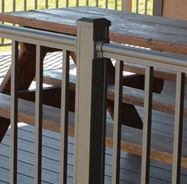Key-Link Fencing & Railing - Outlook Aluminum Railing Series