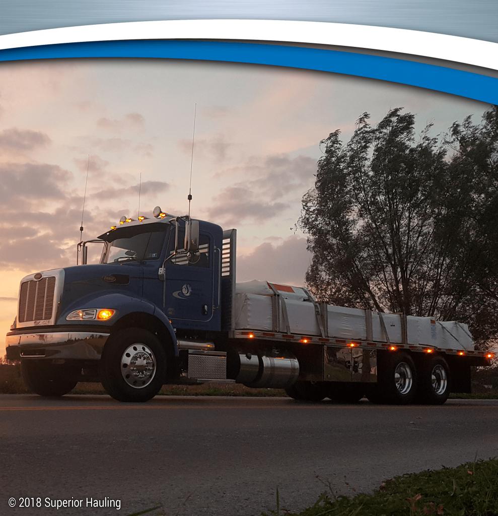 Superior Hauling Inc Freight Shipping Amp Trucking