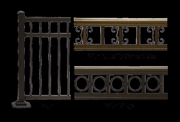 Key-Link Fencing & Railing